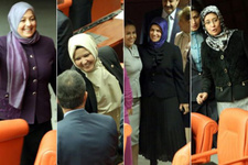 HDP'li vekil istedi! Meclis'te türbanlılara özel uygulama
