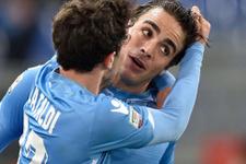 Galatasaray'ın rakibi Lazio kendine geldi