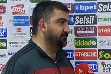 Galatasaray galibiyeti Ümit Özat'ı kesmedi