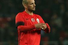 Galatasaray'de Sneijder krizi kapıda