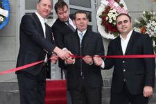 Galatasaray yeni evine kavuştu