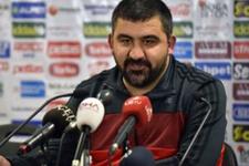 Galatasaray galibiyetinin primi Ümit Özat'tan