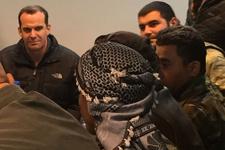 Obama'nın temsilcisi McGurk PKK'lı Polat Can'la yan yana