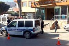 Otogarda iki canlı bomba gözaltısı