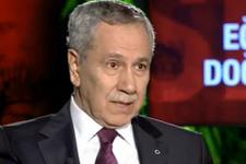 Bülent Arınç'tan Erdoğan'ın sözlerine olay yanıt!