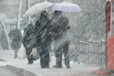 Giresun'da okullar bugün tatil edildi hava durumu