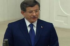 Davutoğlu muhalefete meydan okudu!