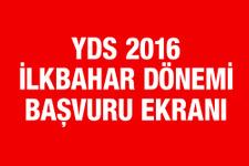 YDS ÖSYM 2016 başvuru işlemi ve ücreti