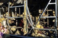 Teröristler Şırnak'ta okulu ateşe verdi!