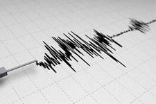 Fethiye'de korkutan deprem!  8,3 kilometre derinliğinde...