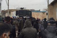 Nusaybin'de Cizre yürüyüşüne polis müdahalesi