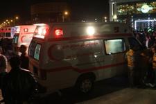 Erbil'de otel yangını! 19 ölü var!