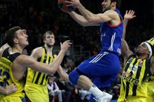 Türk derbisinde kazanan Fenerbahçe