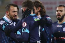 Çaykur Rizespor Eskişehirspor maçı sonucu ve özeti