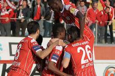 Samsunspor gol şov yaparak kazandı