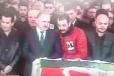 CHP'li Gök'ün şaşırtan cenaze namazı Gökçek paylaştı