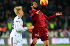 Trabzonspor Beşiktaş derbi maçının geniş özeti ve golleri
