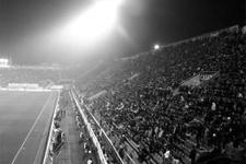 Trabzon'da maç öncesi 'Ölürüm Türkiyem' şarkısı çalındı