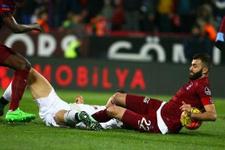 Beşiktaş taraftarını çıldırtan pozisyon