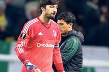 Beşiktaş'ta Tolga Zengin şoku