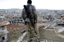 YPG'den Esad güçlerine top atışı!