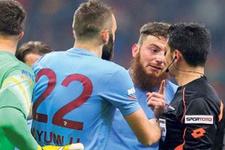 TFF ceza değil ödül verdi Trabzonspor patladı
