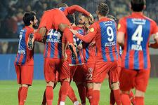 Karabükspor tek golle güldü