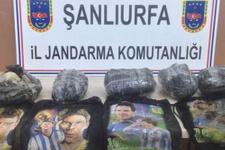Messi torbalarının içinde 36 kilo TNT çıktı!