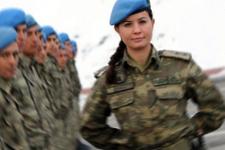 Kadınlara askerlik geliyor bakanlık düğmeye bastı