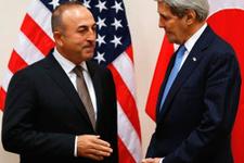 Çavuşoğlu'ndan flaş açıklama PYD yüzünden ABD'yle...