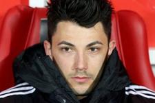 Beşiktaş'ın yedek gücü Tolgay Arslan