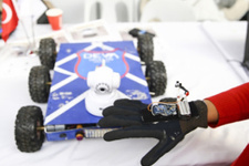 ODTÜ Robot Günleri'inde liselilerden büyük başarı