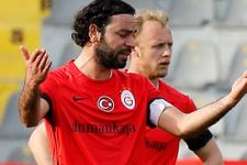 Galatasaray Eskişehir'e geldi