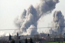 Halep'in güneyinde Esed güçlerine darbe