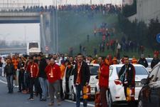 Galatasaray Fenerbahçe derbisi öncesi Arena'ya ulaşım çilesi