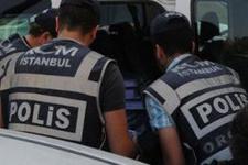 Sansasyonel eyleme hazırlanan PKK'lı yakalandı