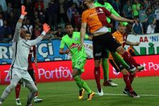 Çaykur Rizespor Galatasaray Türkiye Kupası maç sonucu