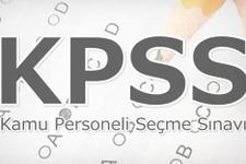 2016/3 KPSS en düşük tercih puanı