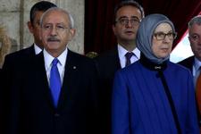Kılıçdaroğlu ve Ramazanoğlu yan yana!