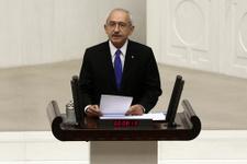 Kılıçdaroğlu'ndan Meclis'te hükümete sert mesajlar
