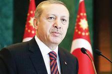 Cumhurbaşkanı Erdoğan'dan 1915 olayları mesajı