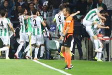 Çaykur Rizespor Torku Konyaspor maçı sonucu ve özeti