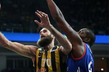 Dev maçta Fenerbahçe güldü