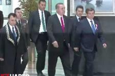 Cumhurbaşkanı Erdoğan, Anayasa Mahkemesi'ne geldi