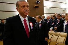 AYM'deki törene Erdoğan damgası es geçti!