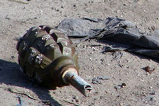 Hakkari'de PKK operasyon mühimmat ele geçirildi