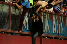 Trabzonspor PFDK'ya sevk edildi!