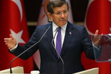 Başbakan Davutoğlu açıklama yapacak