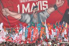 15 bin polisle İstanbul'da 1 Mayıs teyakkuzu!