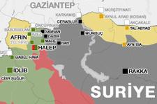 Suriye savaş haritası tam bir felaket şok Türkiye çağrısı